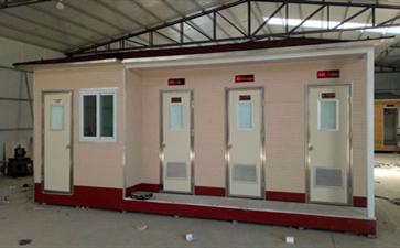 天津移动厕所的设计需要注意哪些?