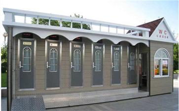 为什么天津移动厕所会非常受欢迎?